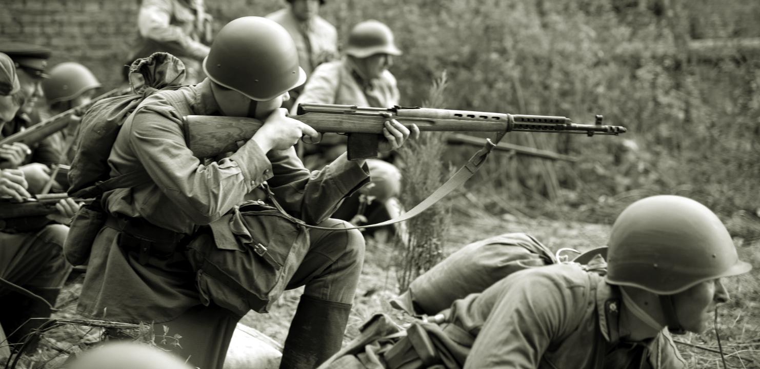 WW2 Russo riproduzione